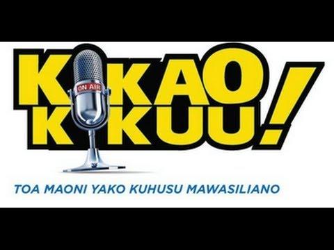 Kikao Kikuu Kwale Edition