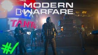 COD MODERN WARFARE : Lets Play #1 - BESSER ALS EIN FILM !!