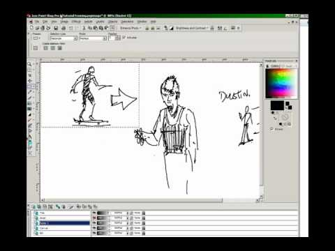 PQ Studio Tutorial  - Mindset, Framing and Story Boards