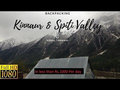 Ep. 1 | Backpacking Kinnaur & Spiti Valley | By Public Transport