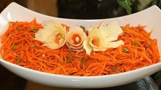 Морковь по корейски без лука - Супер вкусный рецепт на 100%