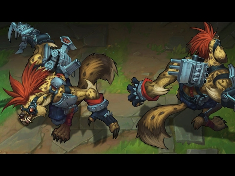 4 Crazy Facts About The WARWICK REWORK - League of Legends