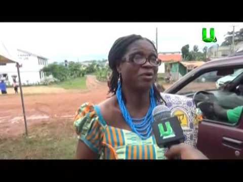 Takoradi: Residents lament over poor roads