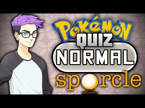 Normal Type Pokemon Challenge! w/ Speqtor