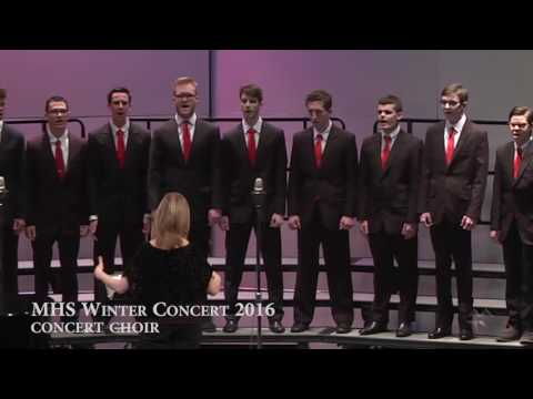 Winter Concert 2016: Medfield HS Concert Choir