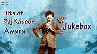 Awara All Songs Audio Jukebox  | Evergreen Bollywood Songs | Raj Kapoor