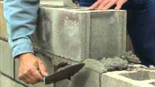 Building a Concrete Block Foundation - Bob Vila