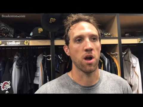 Pirates pitcher Josh Lindblom offers his perspective on Tuesday's fan injury with a foul ball