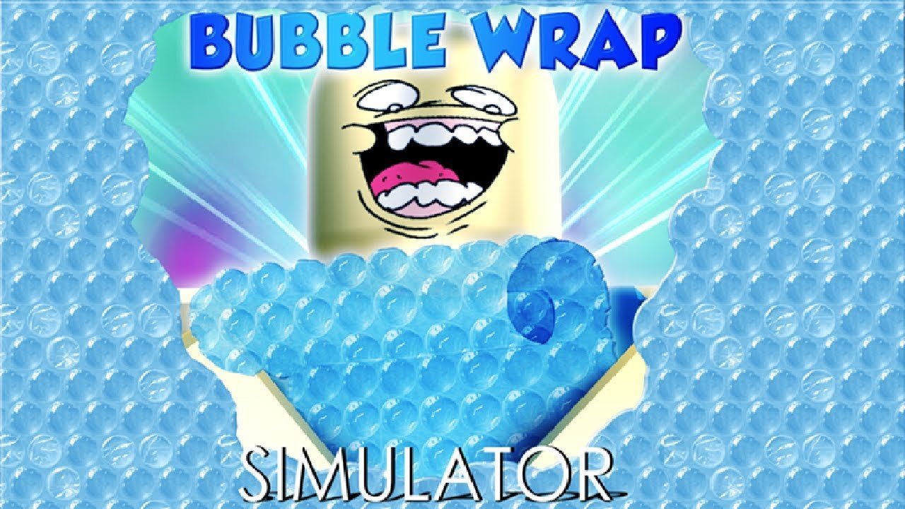 bubble wrap simulator codes roblox