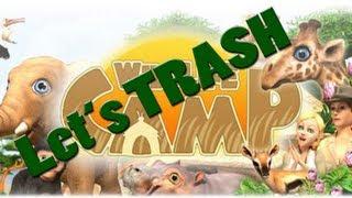 Let's TRASH Wildlife Camp