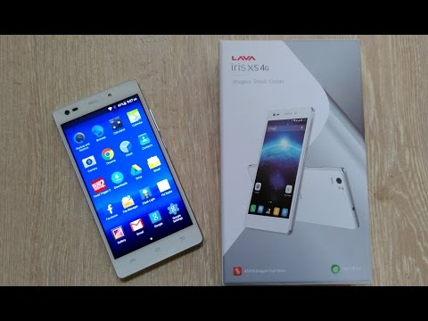 Lava Iris X5 4G Full Review And Unboxing