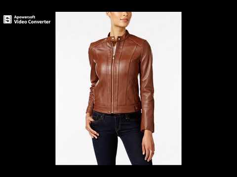 Jaket Kulit Asli Leather Jacket Brown Stylish - Update Daftar Harga ... dae65d6772