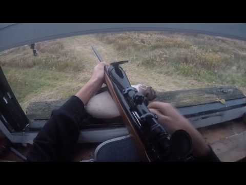 DEER HUNTING With RIFLE (MENTORED YOUTH HUNT)