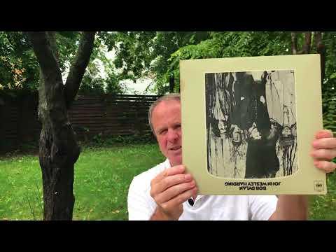 Bob Dylan John Wesley Harding Album Review