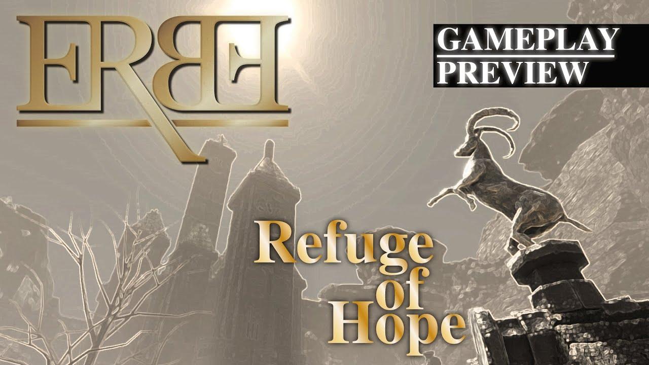 Zuflucht der Hoffnung - Gameplay