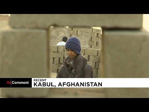 مشاهد قاسية لأطفال أفغانستان الذي يرمون في سوق العمل باكراً جداً…  - 20:54-2019 / 7 / 24