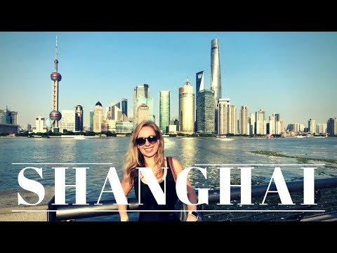 China - Follow me to Shanghai! (1080p HD) | Magda T