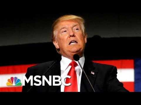 With House Majority, Democrats Intend To Request President Donald Trump\'s Tax Returns | MSNBC