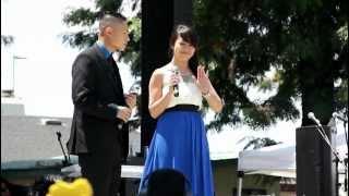 HMF Tee Vang feat. Annie Cha - Wb Mam Sib Hlub live