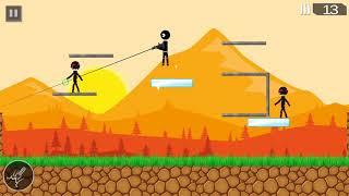 Stickman Warriors Soldier Battle Walkthrough Part 1 Android Gameplay HD
