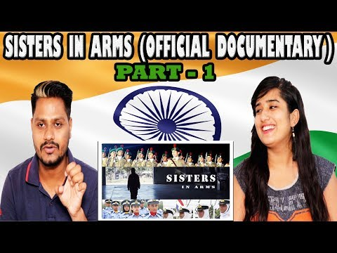 Indian Reaction On Sisters in Arms (Official Documentary) Part 1 | krishna Views