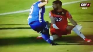 Compacto/Gol U. De Chile vs San Luis: LA U CAMPEON