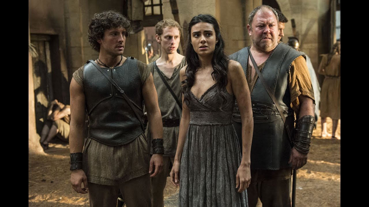 Download The Atlantis Series Finale premieres August 8th at 11/10c - BBC America