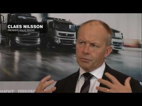 Volvo Trucks - Presenting the new Volvo engine for Euro 6