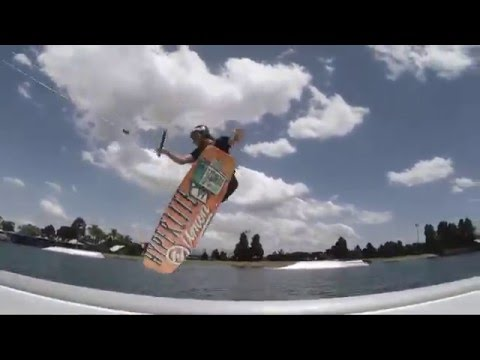 Hyperlite Australia Team GoPro at Cables Wake Park