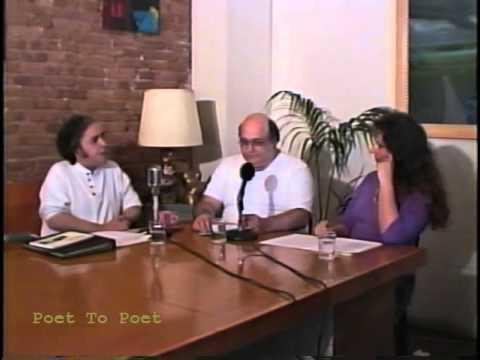 Poet to Poet w. Robert Dunn (Marc Desmond / featured guest)