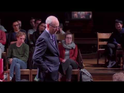 Michael Sandel: The Moral Limits of Markets