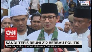 Video Sandiaga Uno Tepis Reuni 212 Berbau Politis ; Persiapan Reuni Akbar 212 download MP3, 3GP, MP4, WEBM, AVI, FLV Desember 2017