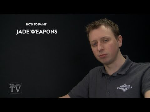 WHTV Tip of the Day - Jade Weapons.
