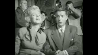 Marilyn Monroe - We Married In San Francisco ( Joe Dimaggio) Jan 14th 1954