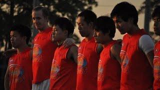 2014 AFL JAPAN GRAND FINAL 東京ベイサンズvs 東京ゴアナーズ / Tokyo Bay Suns vs Tokyo Goannas