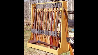 Reloading And Shooting The Martini Cadet Rifle Part 2