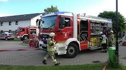 Rauchentwicklung Euroville Naumburg Saale