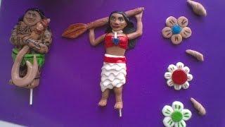 моана из мастики