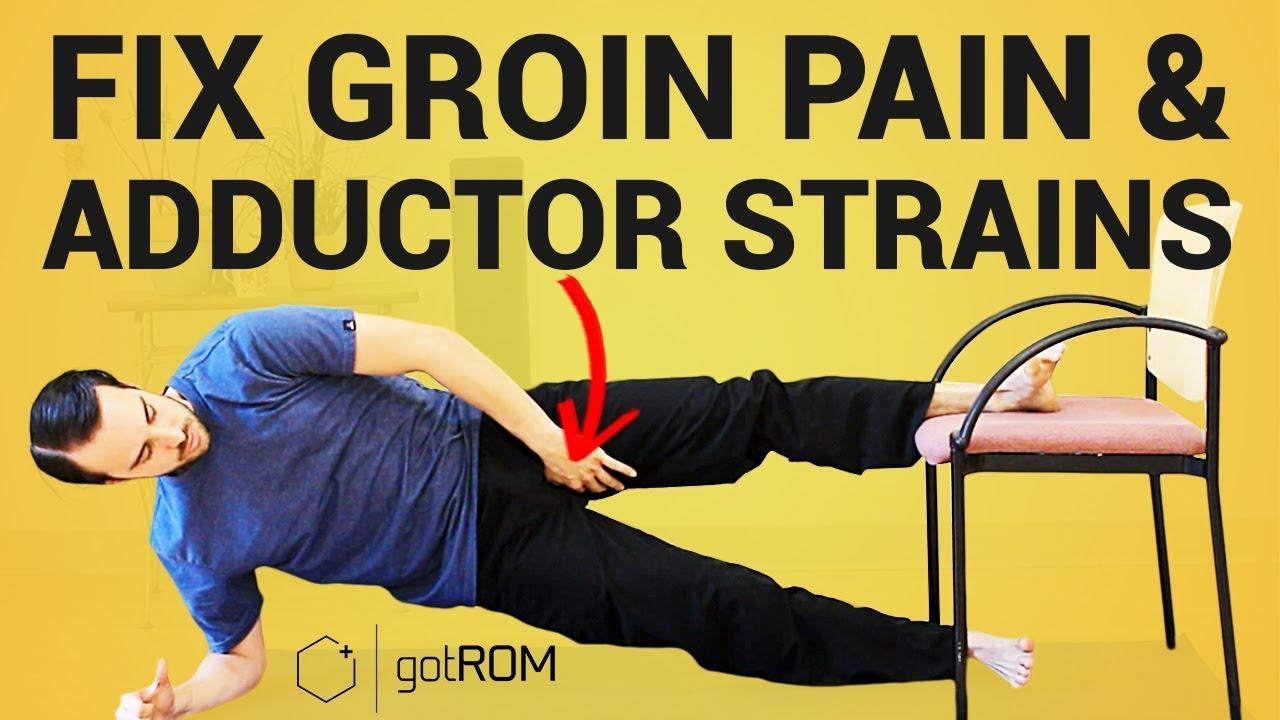 THE COPENHAGEN EXERCISE: (Fix Hip Pain & Groin Strains)