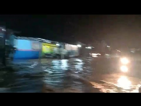 Video: Banjir di Pringsewu Lampung