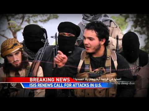 New Isis Video Calls for Attacks in the U.S.