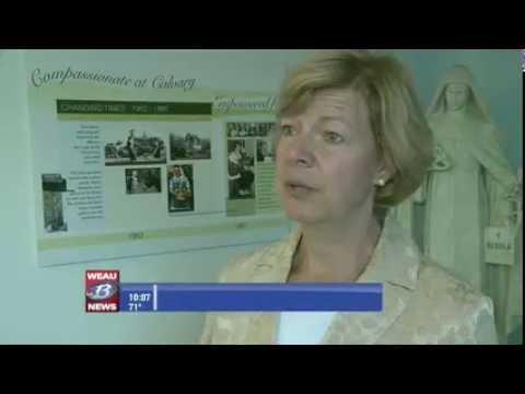 WEAU: U.S. Senator Baldwin in Ladysmith, rural poverty main focus