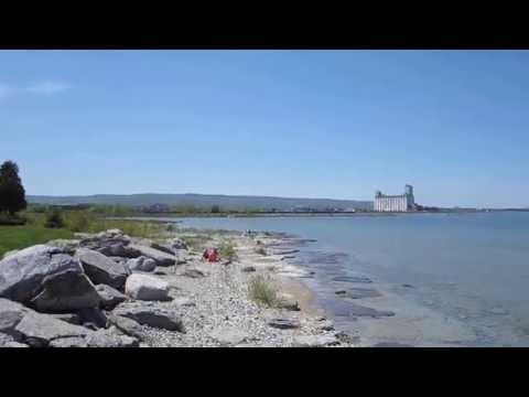 Collingwood Beach Ontario Canada
