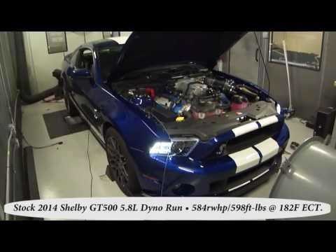 2014 Shelby GT500 • Ford Racing Oval TB M-9926-SCJ Install & +3psi Dyno Test • +82rwhp +90ft-lbs
