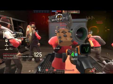 Team Fortress 2 Engineer Gameplay