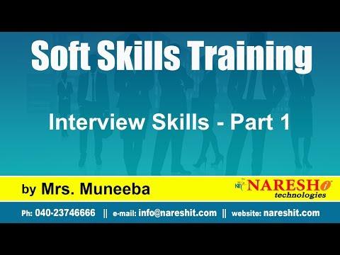 interview-skills---part-1- -soft-skills-tutorial