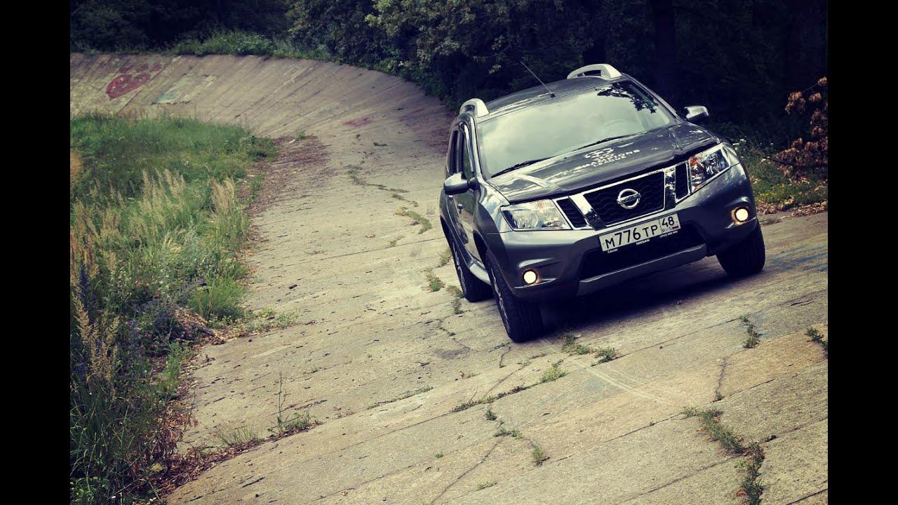 Обновлённый Nissan TERRANO. Тест-драйв