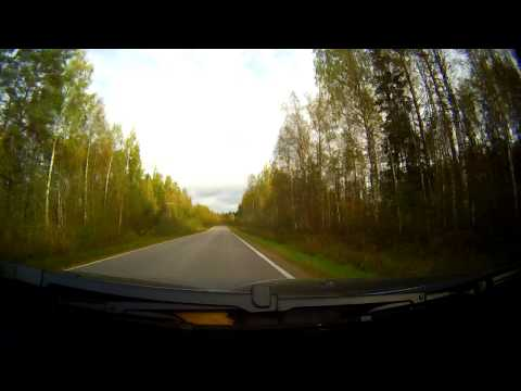 driving from Leivonmaki