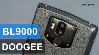 DOOGEE BL9000 - экран 5,99 дюйма 18:9, 9000 мАч, NFC и беспроводная зарядка