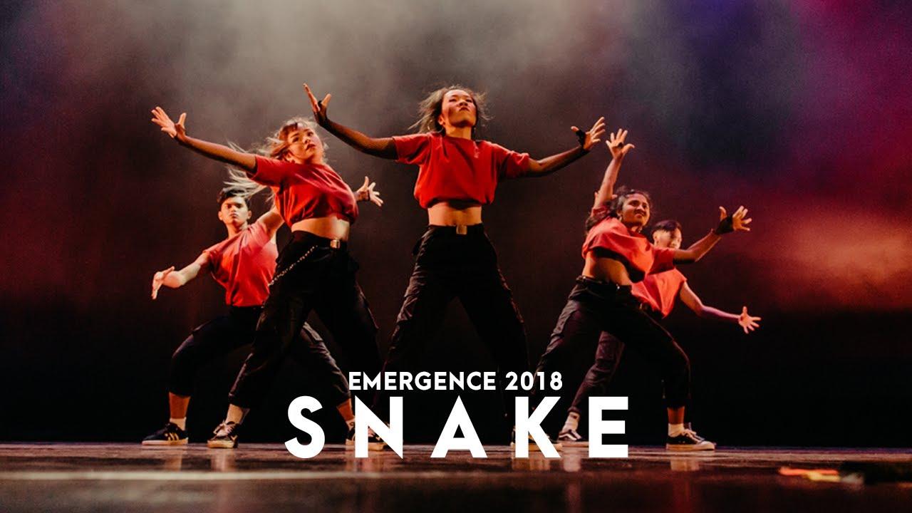 Emergence 2018 | Snake